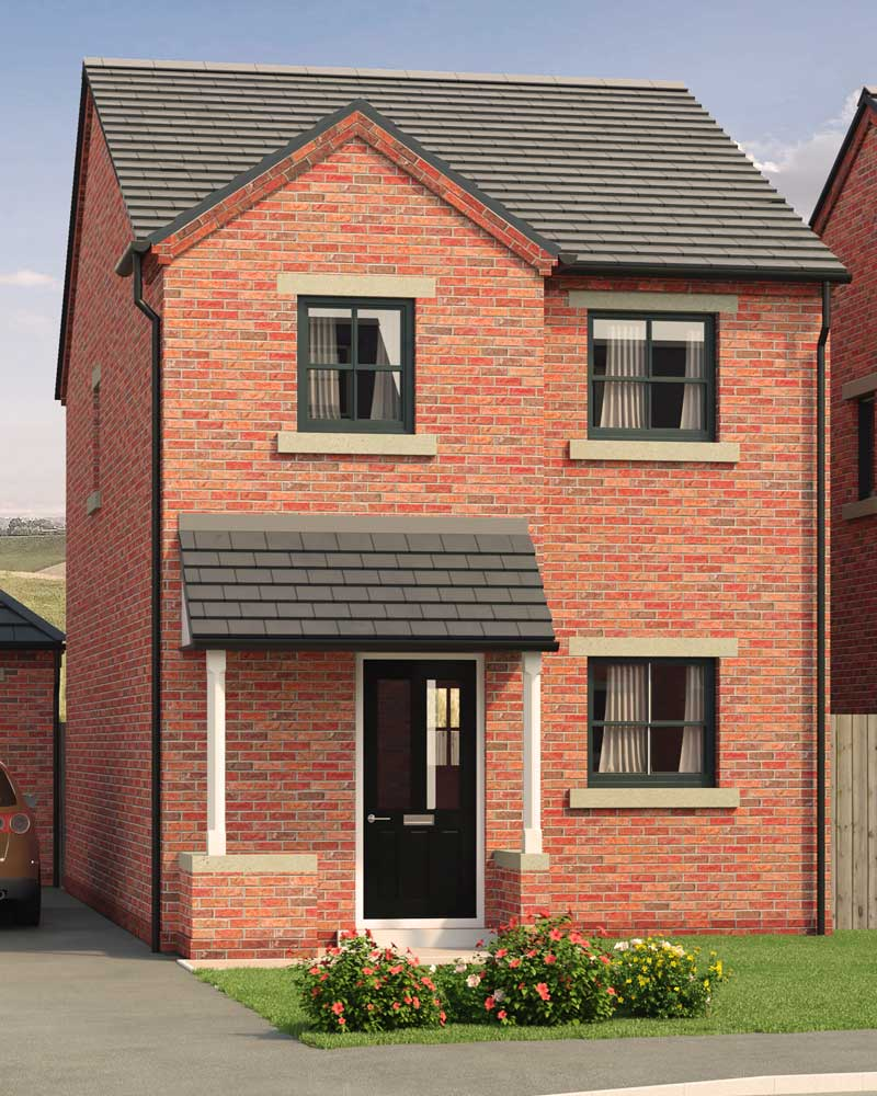 The Balmoral | Northvale Homes